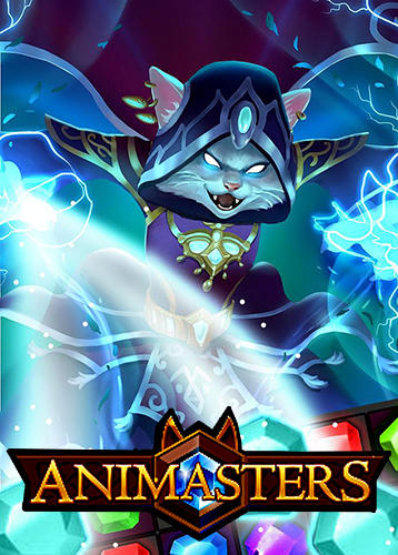 Baixar Animasters: Match 3 PvP and RPG para Android grátis.