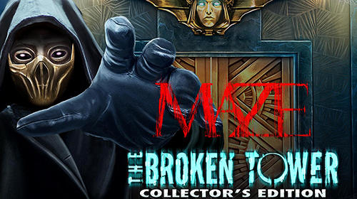 Baixar Hidden objects. Maze: The broken tower. Collector's edition para Android grátis.