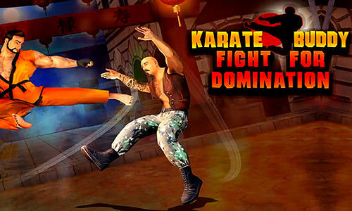 Baixar Karate buddy: Fight for domination para Android grátis.