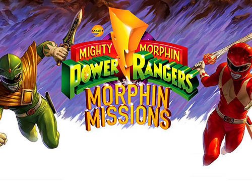 Baixar Mighty morphin: Power rangers. Morphin missions para Android 6.0 grátis.