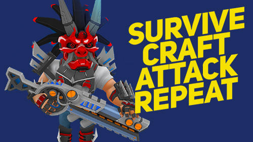 Baixar Survive. Craft. Attack. Repeat para Android grátis.