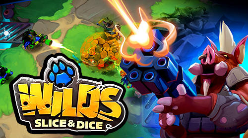 Baixar Wilds: Slice and dice. Wild league para Android grátis.