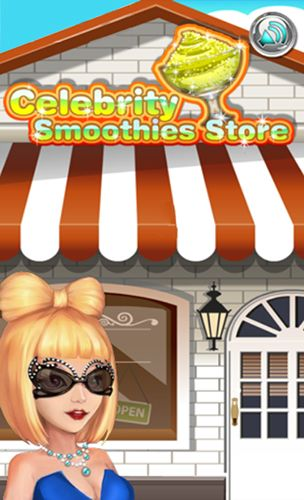 Celebrity smoothies store