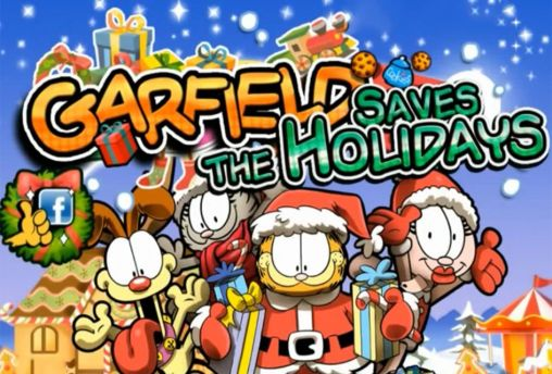 Garfield saves the holidays