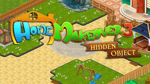 Home makeover 3: Hidden object