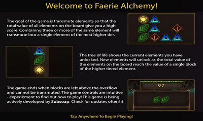 Faerie Alchemy HD
