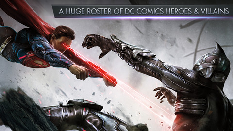 Injustice: Gods among us v2.5.1