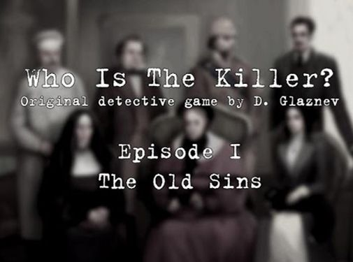 Who is the killer: Episode I