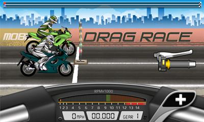 Drag Racing. Bike Edition