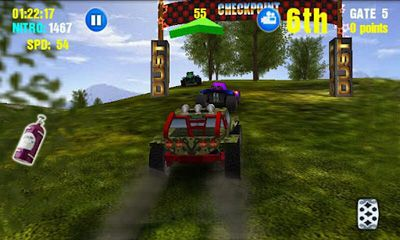 Dust Offroad Racing