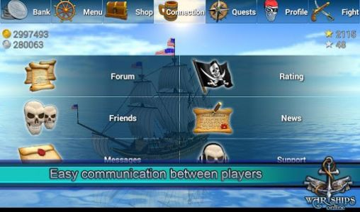 Warships online