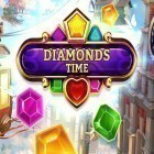 Juntamente com o jogo Rock runners para Android, baixar grátis do Diamonds time: Free match 3 games and puzzle game em celular ou tablet.