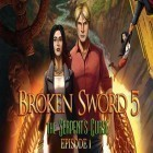 Juntamente com o jogo Monster Mouth DDS para Android, baixar grátis do Broken sword 5: The serpent's curse. Episode 1: Paris in the spring em celular ou tablet.