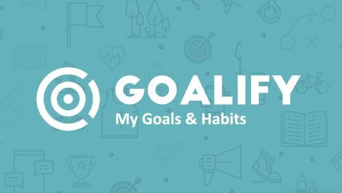 Goalify - My goals, tasks & habits