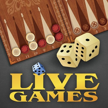 Baixar Backgammon LiveGames - long and short backgammon para iPhone grátis.