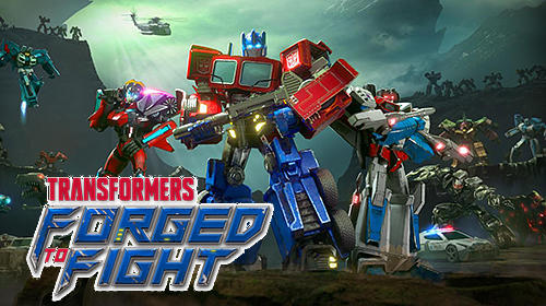 Baixar Transformers: Forged to fight para iPhone grátis.