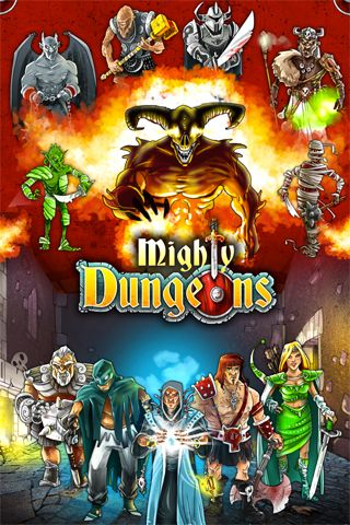 Mighty dungeons