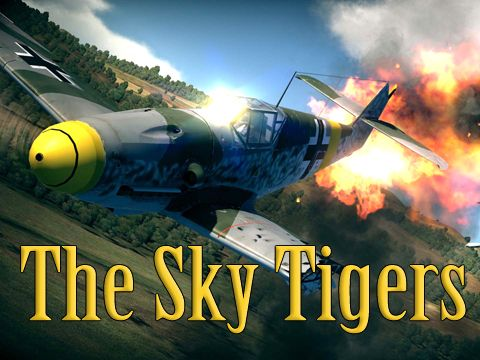 The sky tigers