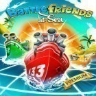 Juntamente com o jogo Candy valley para iPhone, baixar grátis do Battle Friends at Sea PREMIUM.