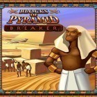 Juntamente com o jogo World of warriors para iPhone, baixar grátis do Blocks of pyramid breaker.
