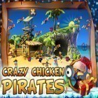 Juntamente com o jogo Ice Age: Dawn Of The Dinosaurs para iPhone, baixar grátis do Crazy Chicken: Pirates - Christmas Edition.