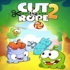 Juntamente com o jogo Ice Age: Dawn Of The Dinosaurs para iPhone, baixar grátis do Cut the Rope 2.
