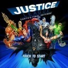 Juntamente com o jogo Zuki's quest para iPhone, baixar grátis do JUSTICE LEAGUE : Earth's Final Defense.
