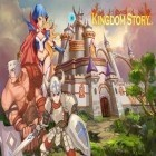 Juntamente com o jogo Master of tea kung fu para iPhone, baixar grátis do Kingdom Story XD: Legend of Alliances.