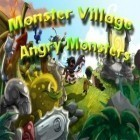 Juntamente com o jogo Five nights at Freddy's 2 para iPhone, baixar grátis do Monster Village – Angry Monsters.