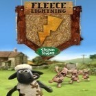 Juntamente com o jogo Blighted Earth para iPhone, baixar grátis do Shaun the Sheep - Fleece Lightning.