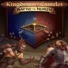 Juntamente com o jogo Flight simulator online 2014 para iPhone, baixar grátis do Kingdoms of Camelot: Battle for the North.