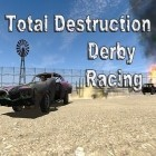 Juntamente com o jogo Grand Theft Auto: Vice City para iPhone, baixar grátis do Total destruction: Derby racing.